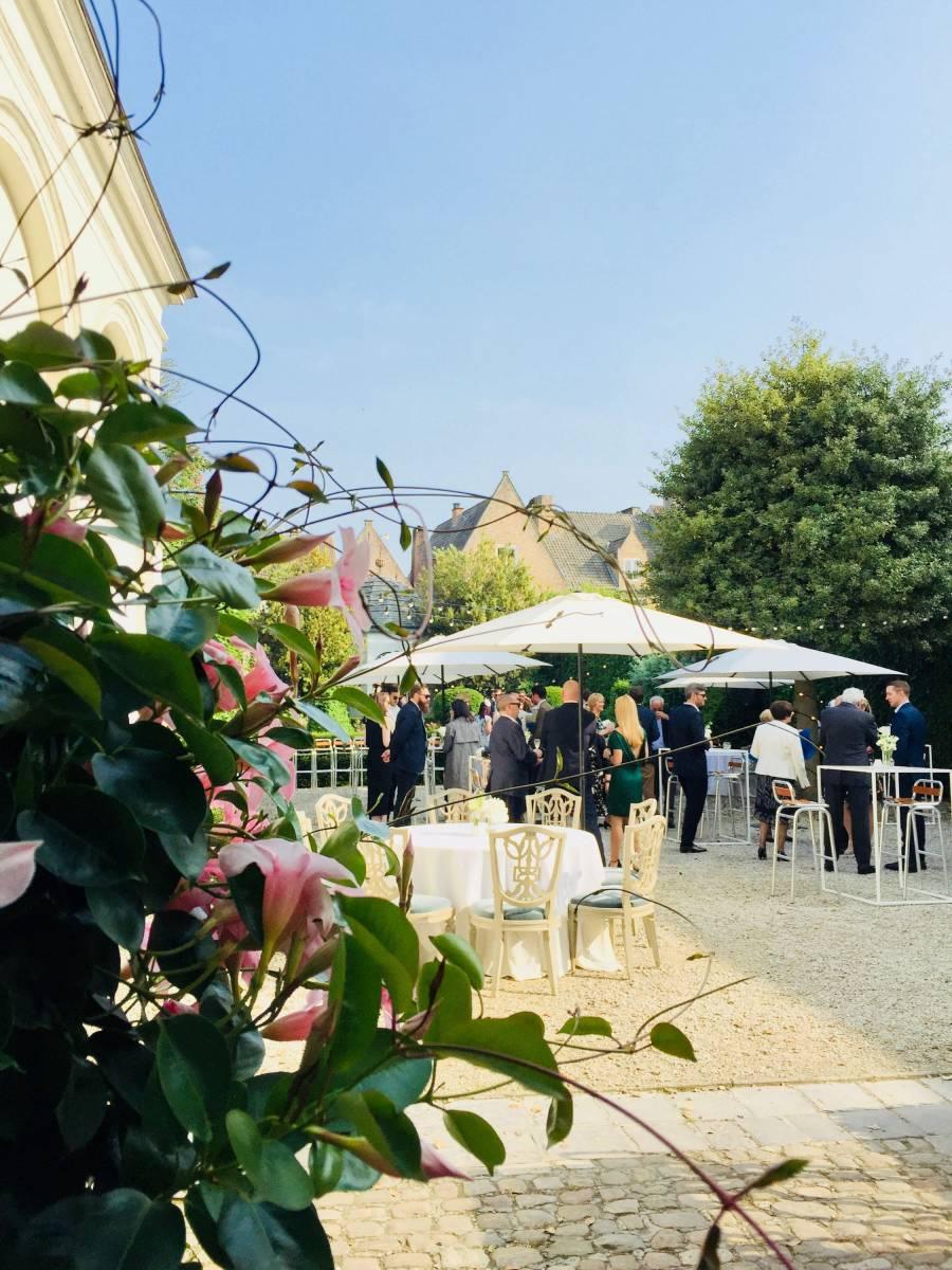 Huis Empire - Feestzaal - Brugge - House of Weddings - 21