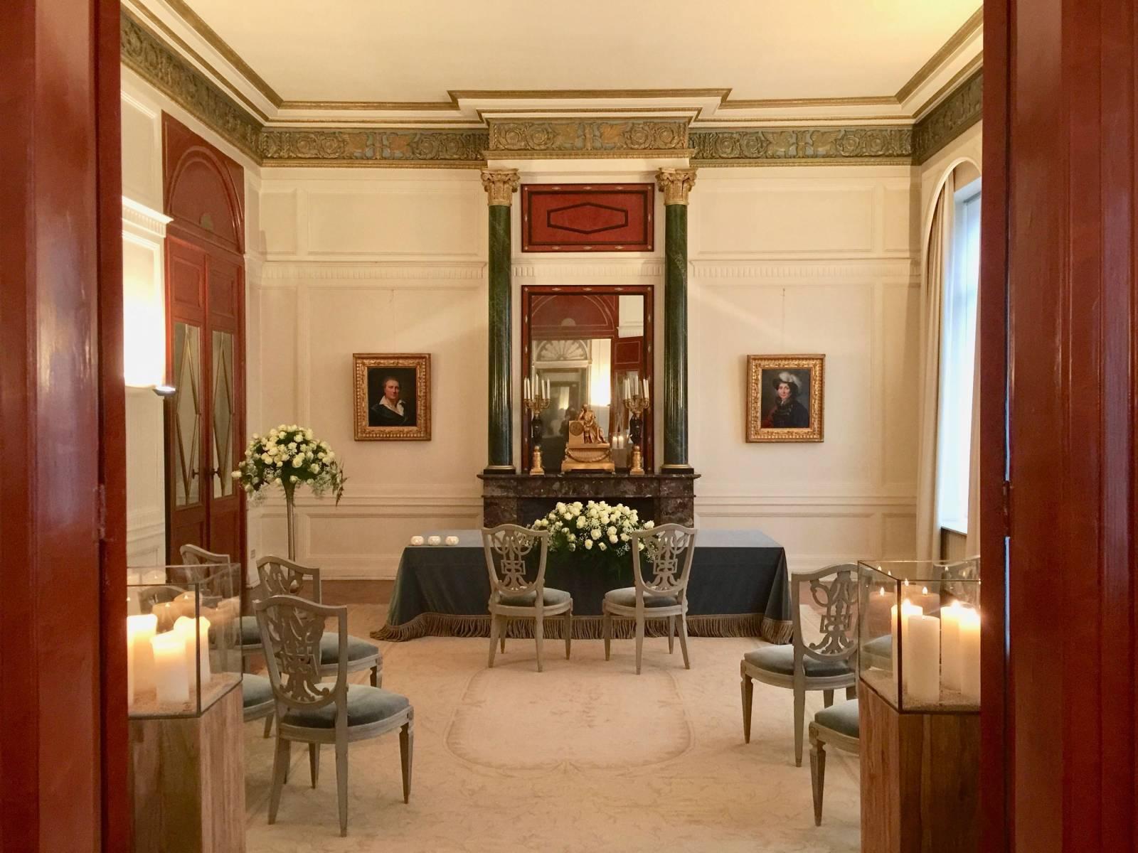 Huis Empire - Feestzaal - Brugge - House of Weddings - 28