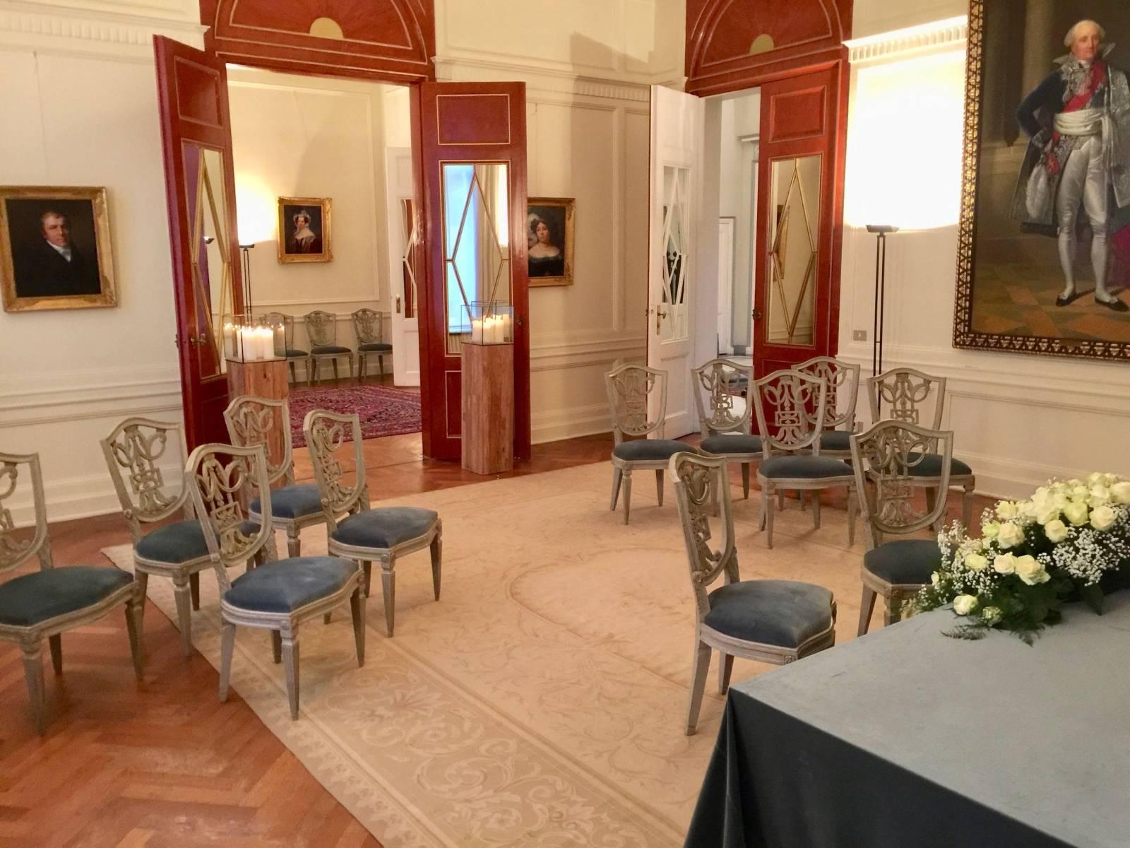 Huis Empire - Feestzaal - Brugge - House of Weddings - 29