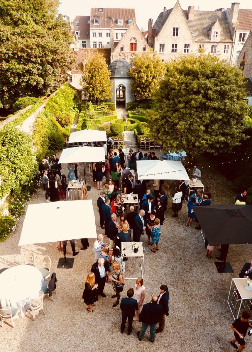 Huis Empire - Feestzaal - Brugge - House of Weddings - 45