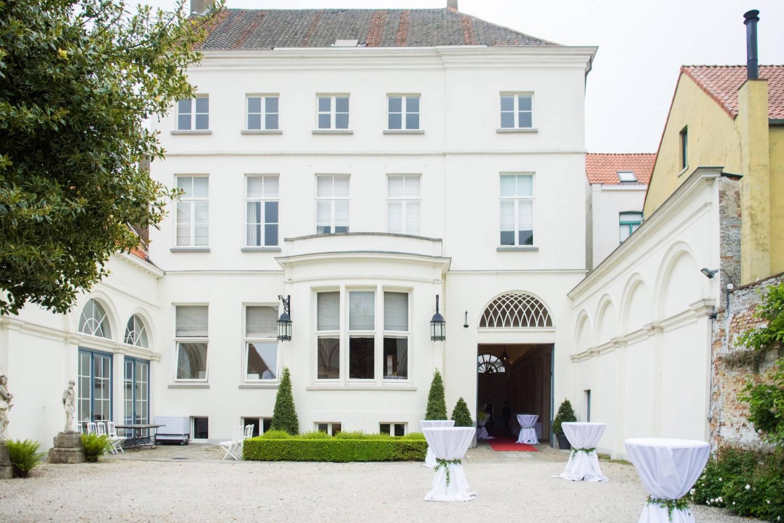 Huis Empire - Feestzaal - Brugge - House of Weddings - 6