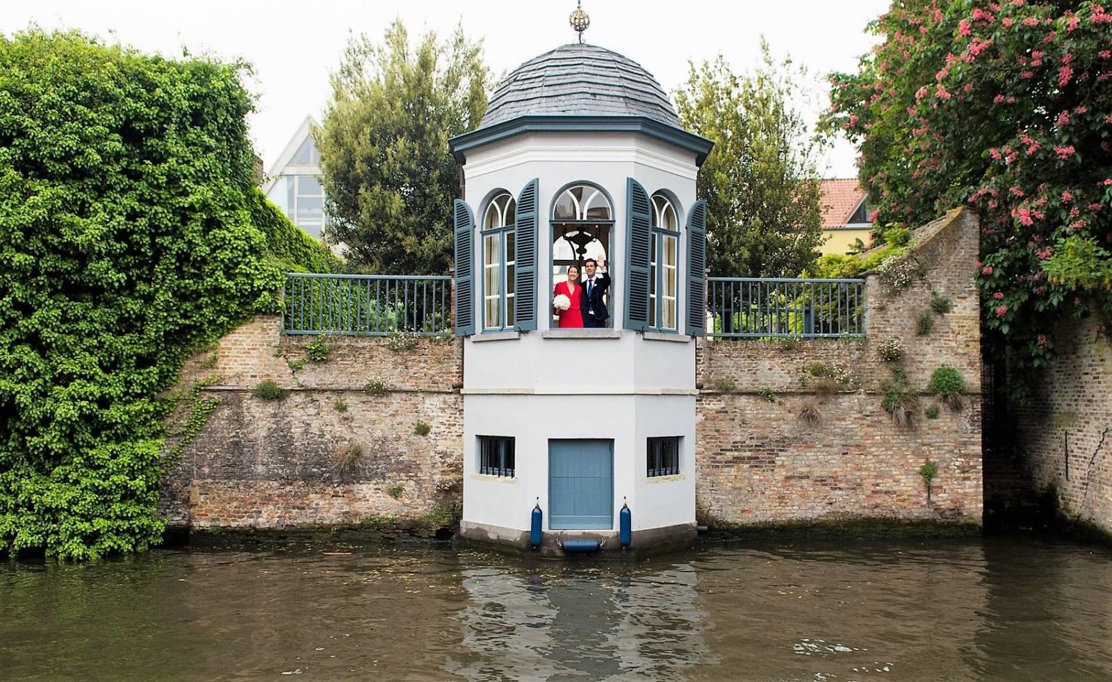 Huis Empire - Feestzaal - Brugge - House of Weddings - 8