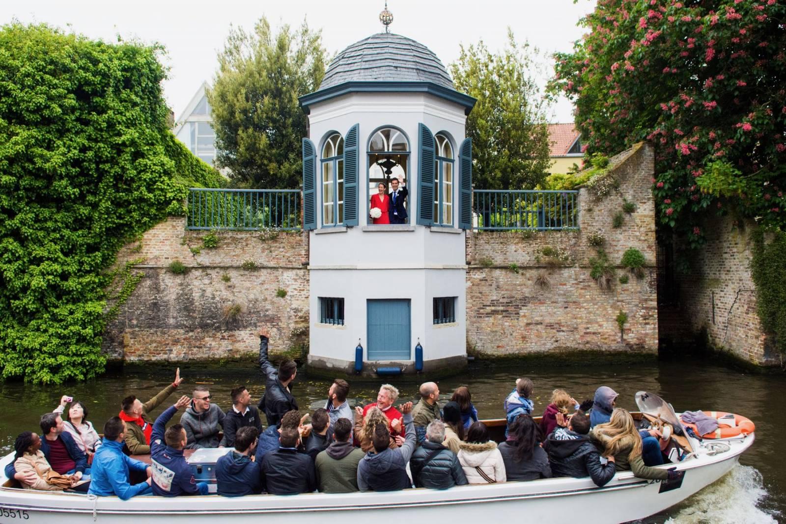 Huis Empire - Feestzaal - Brugge - House of Weddings - 9