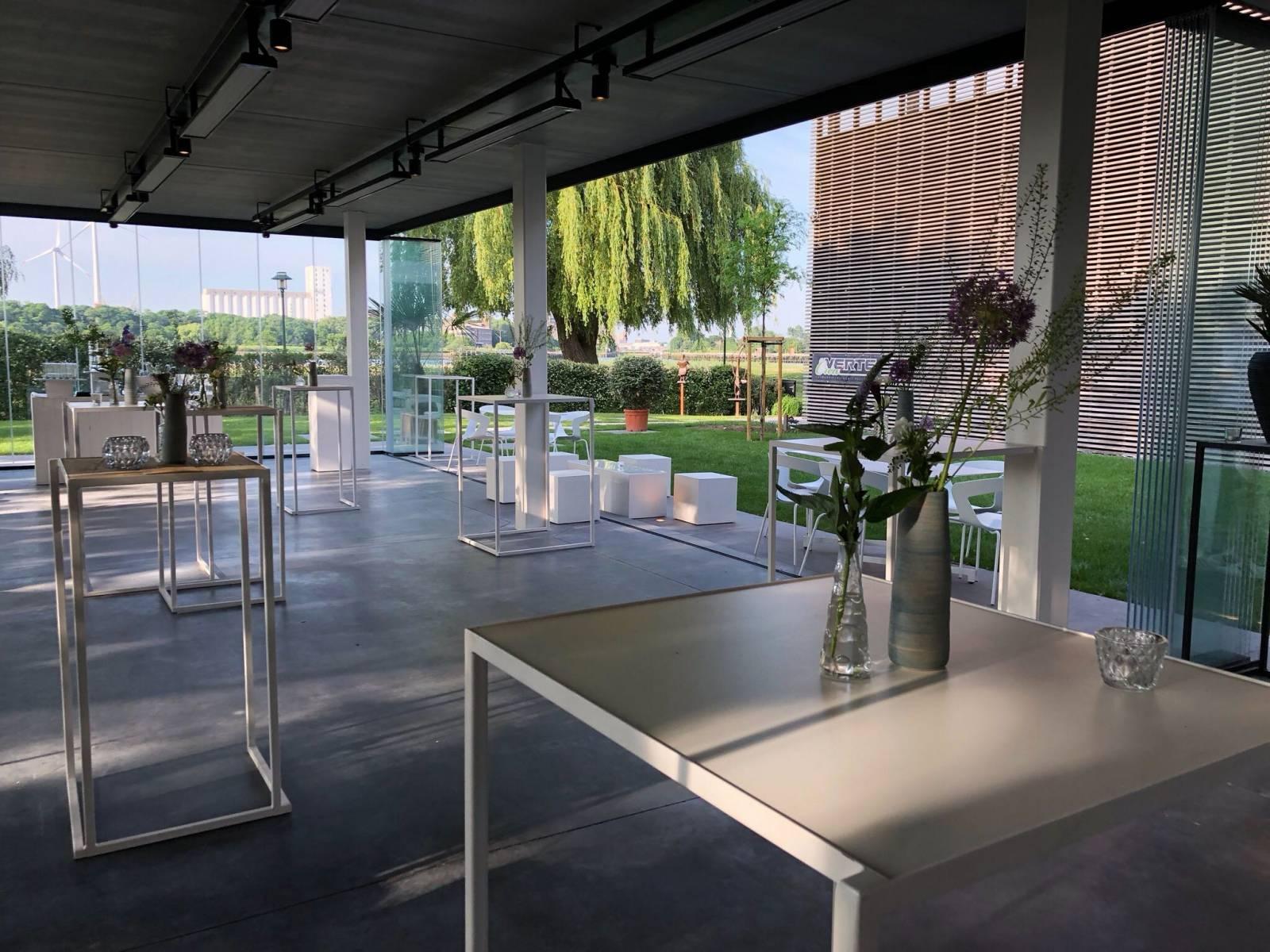 KAS Kunst aan de Stroom - Antwerpen - Feestzaal - Trouwzaal - House of Weddings - 1