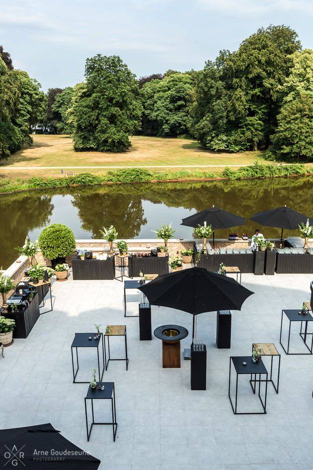 Kasteel Van Brasschaat - Feestzaal -  House of Weddings - 16
