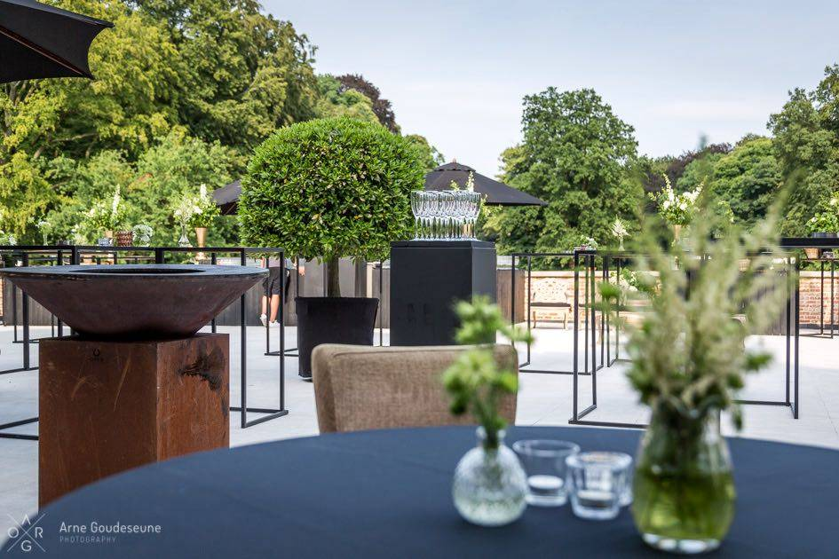 Kasteel Van Brasschaat - Feestzaal -  House of Weddings - 17