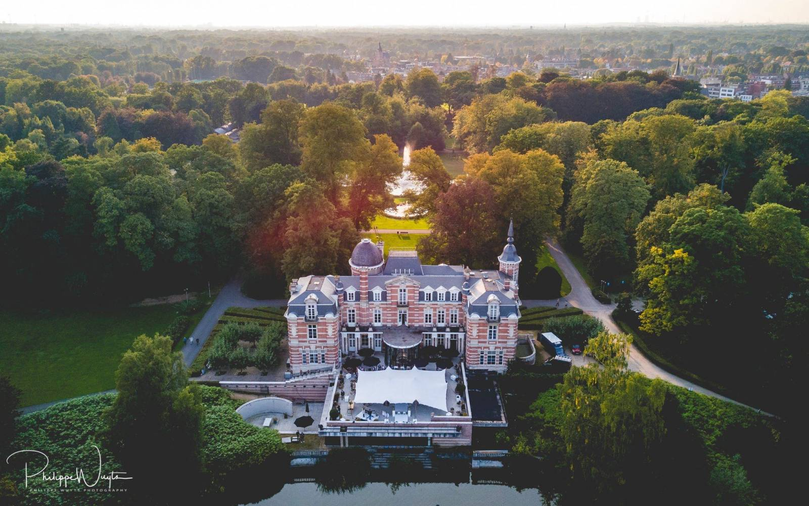 Kasteel Van Brasschaat - Feestzaal -  House of Weddings - 2