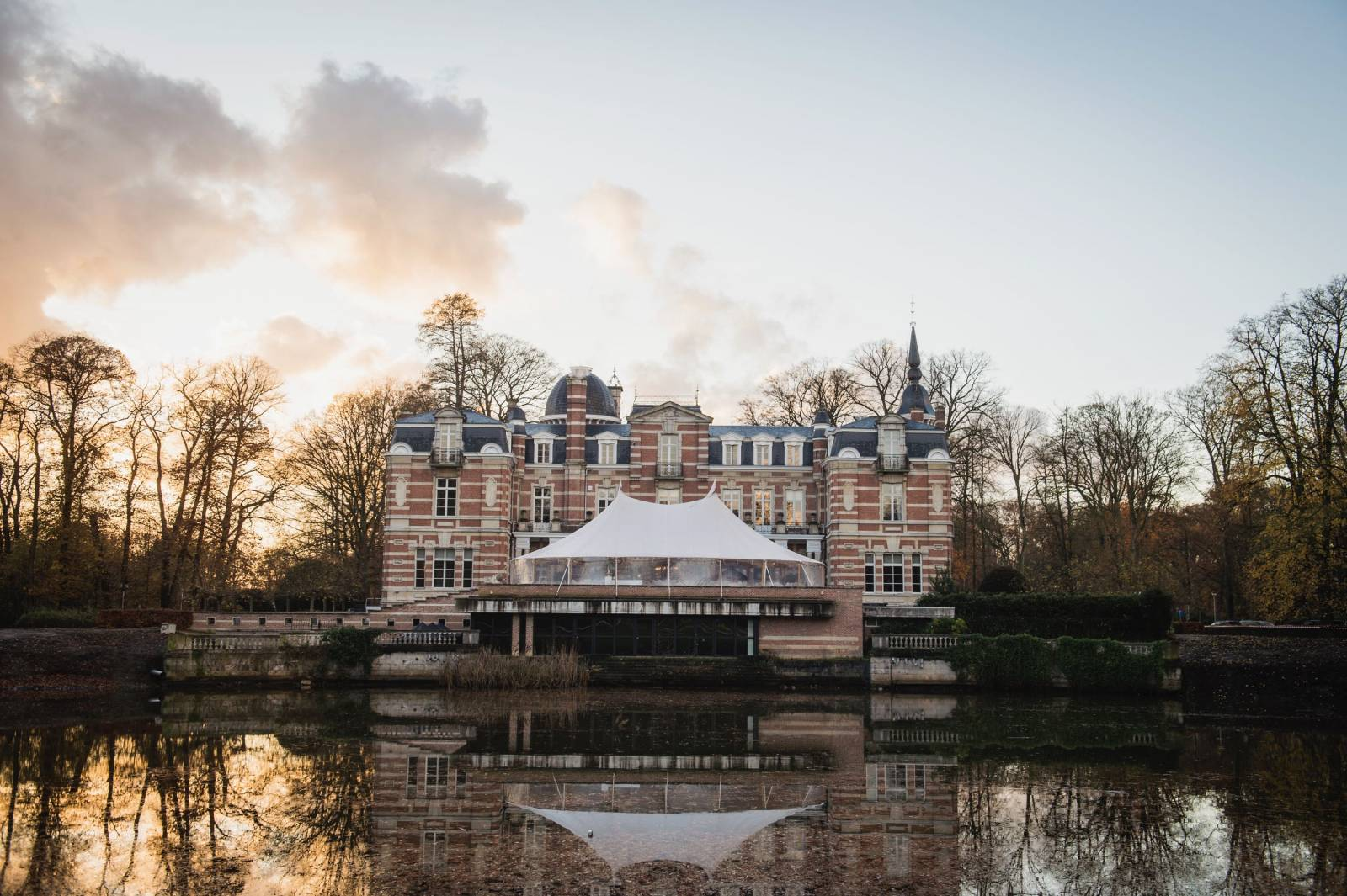 Kasteel Van Brasschaat - Feestzaal -  House of Weddings - 20