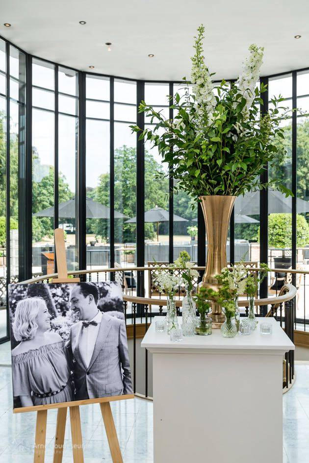Kasteel Van Brasschaat - Feestzaal -  House of Weddings - 24