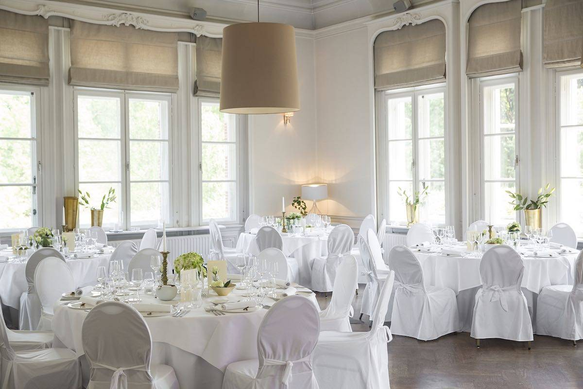 Kasteel Van Brasschaat - Feestzaal -  House of Weddings - 4