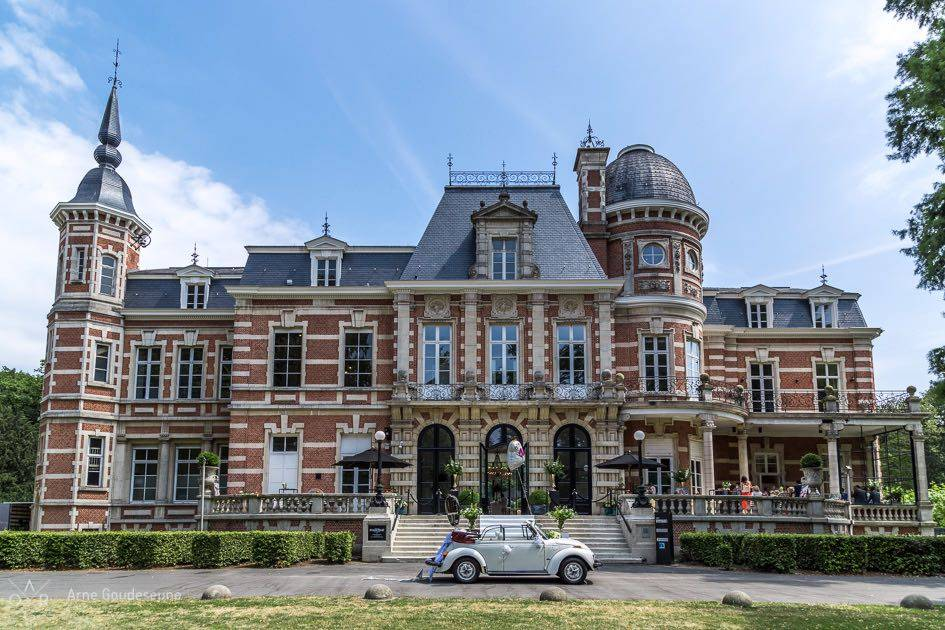 Kasteel Van Brasschaat - Feestzaal -  House of Weddings - 6