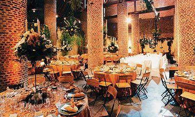 L'Abbaye de La Ramée - Feestzaal - House of Weddings - 2