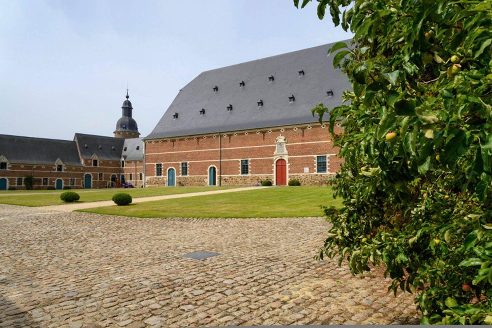 L'Abbaye de La Ramée - Feestzaal - House of Weddings - 3