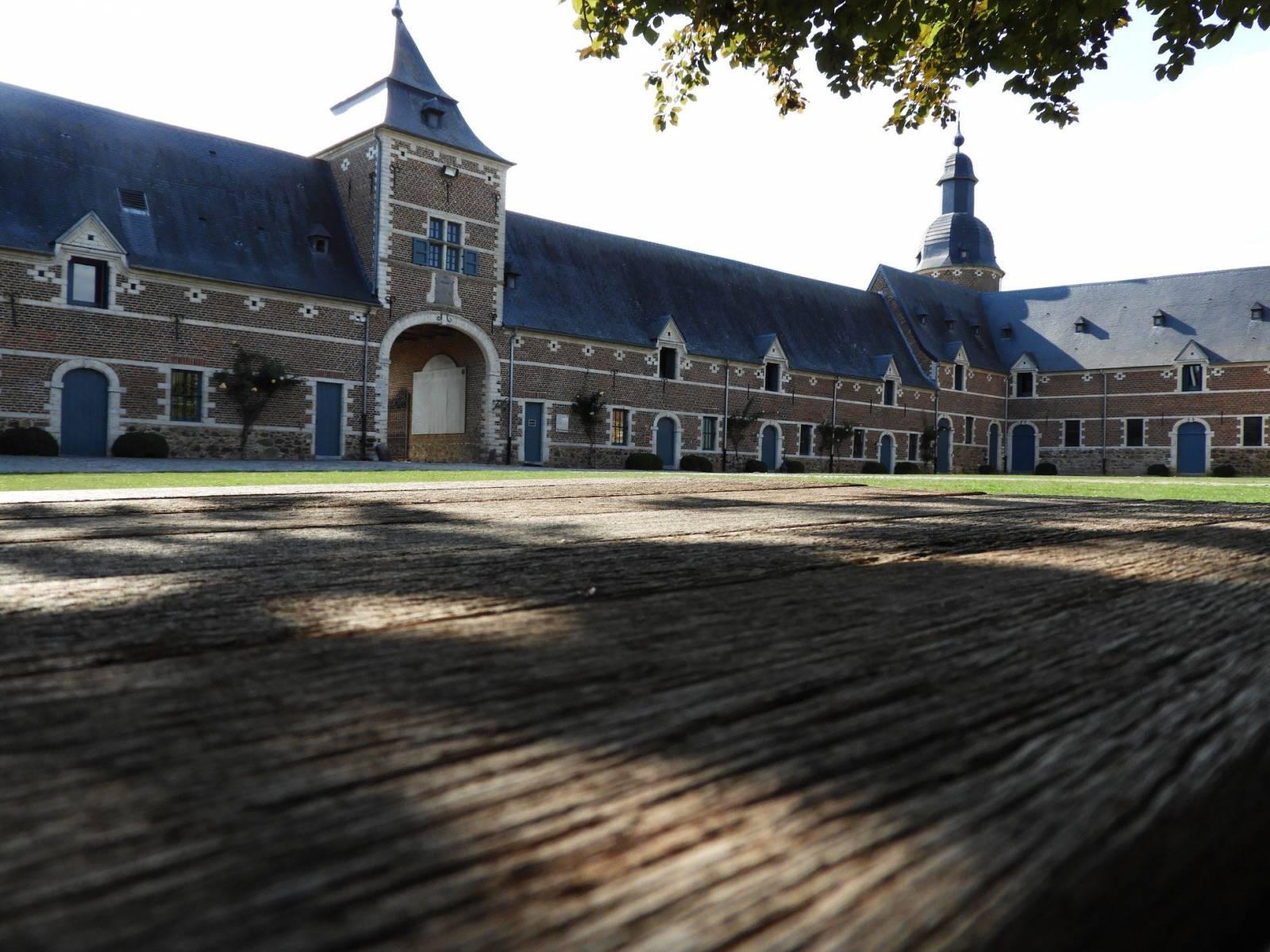 L'Abbaye de La Ramée - Feestzaal - House of Weddings - 4
