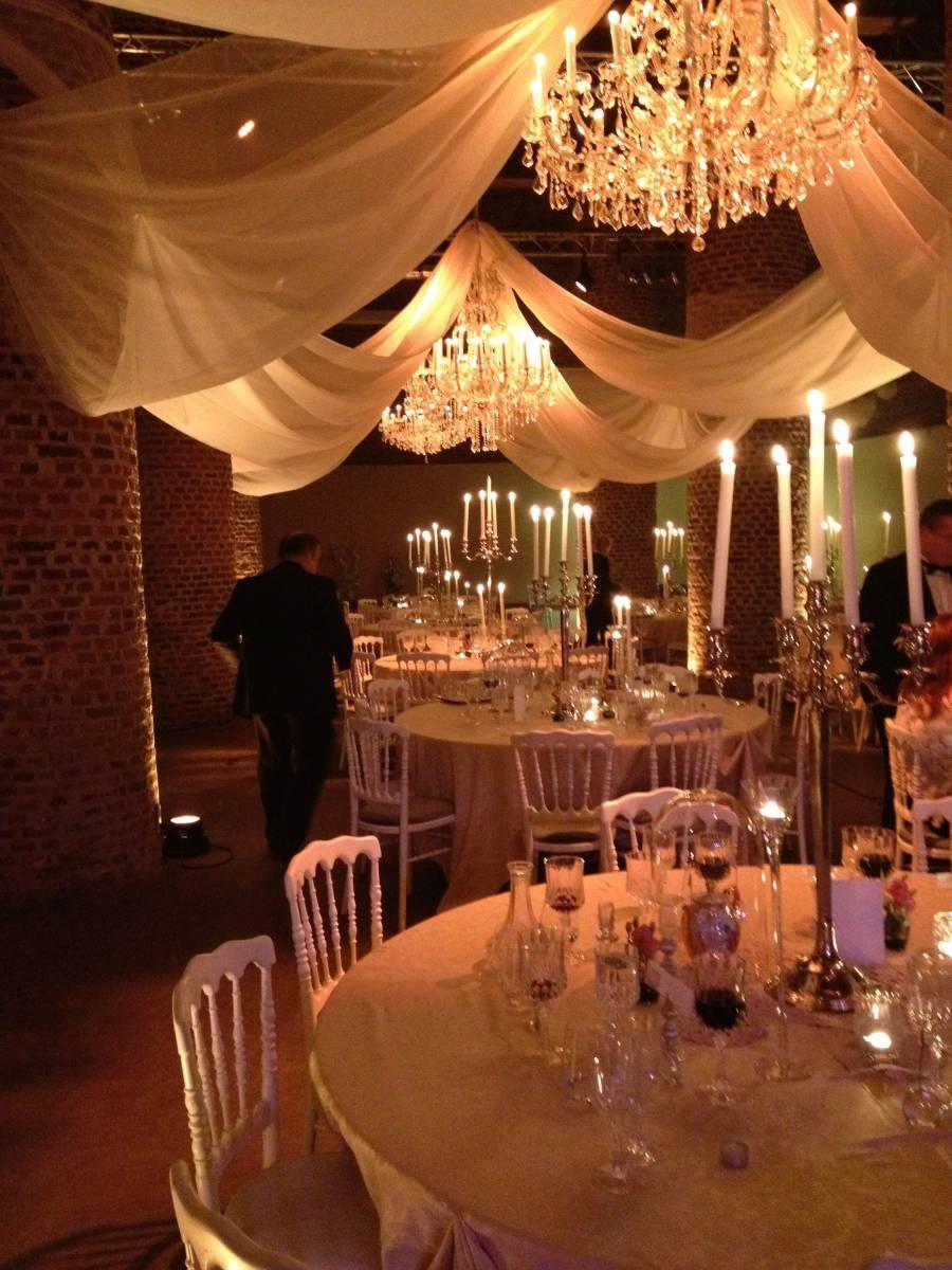 L'Abbaye de La Ramée - Feestzaal - House of Weddings - 6