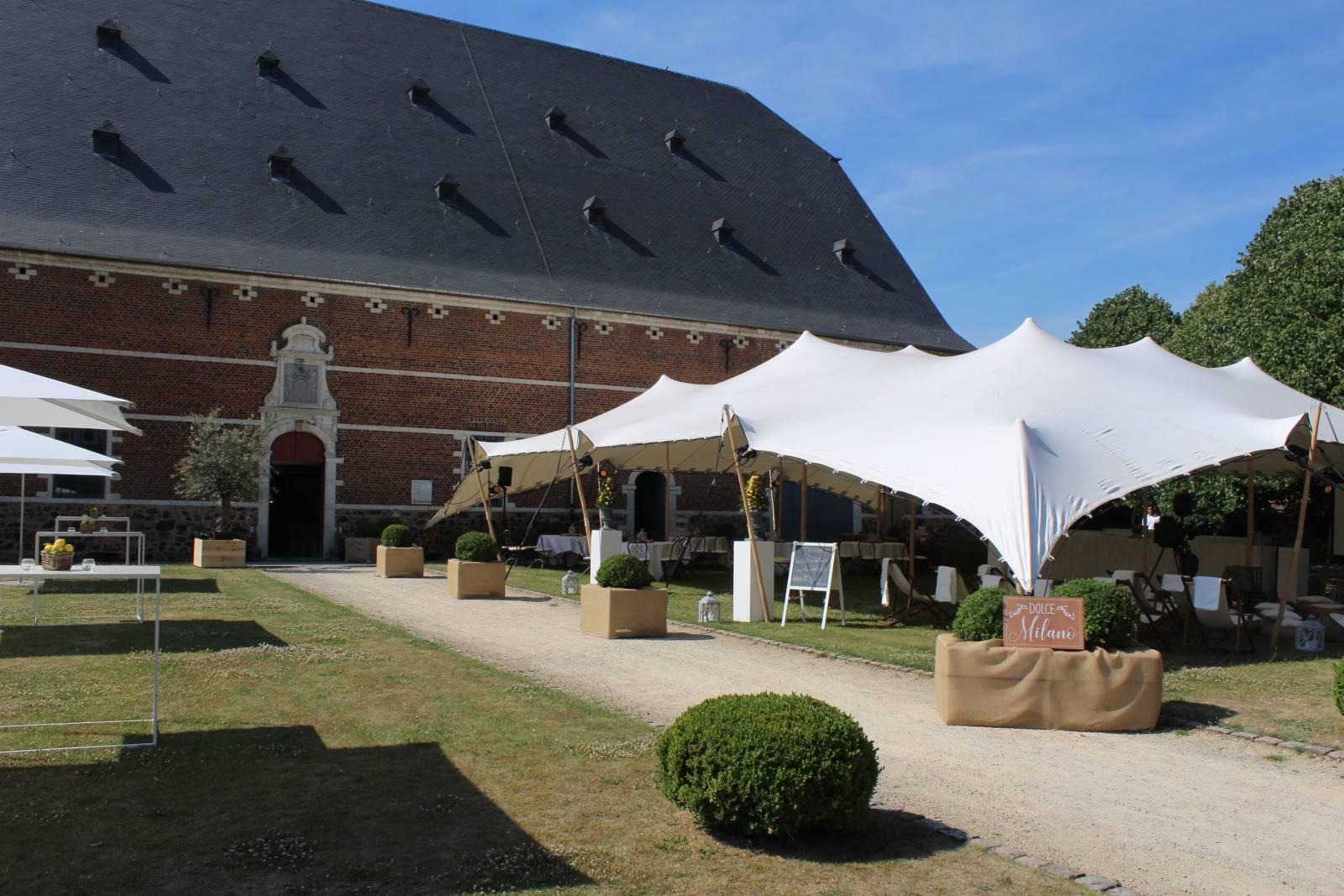 L'Abbaye de La Ramée - Feestzaal - House of Weddings - 7