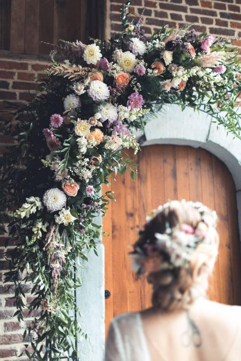 Wild Flower Fairy - Bloemen - Bruidsboeket - House of Weddings - 12