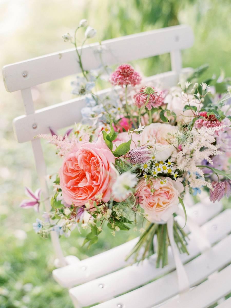 Wild Flower Fairy - Bloemen - Bruidsboeket - House of Weddings - 13
