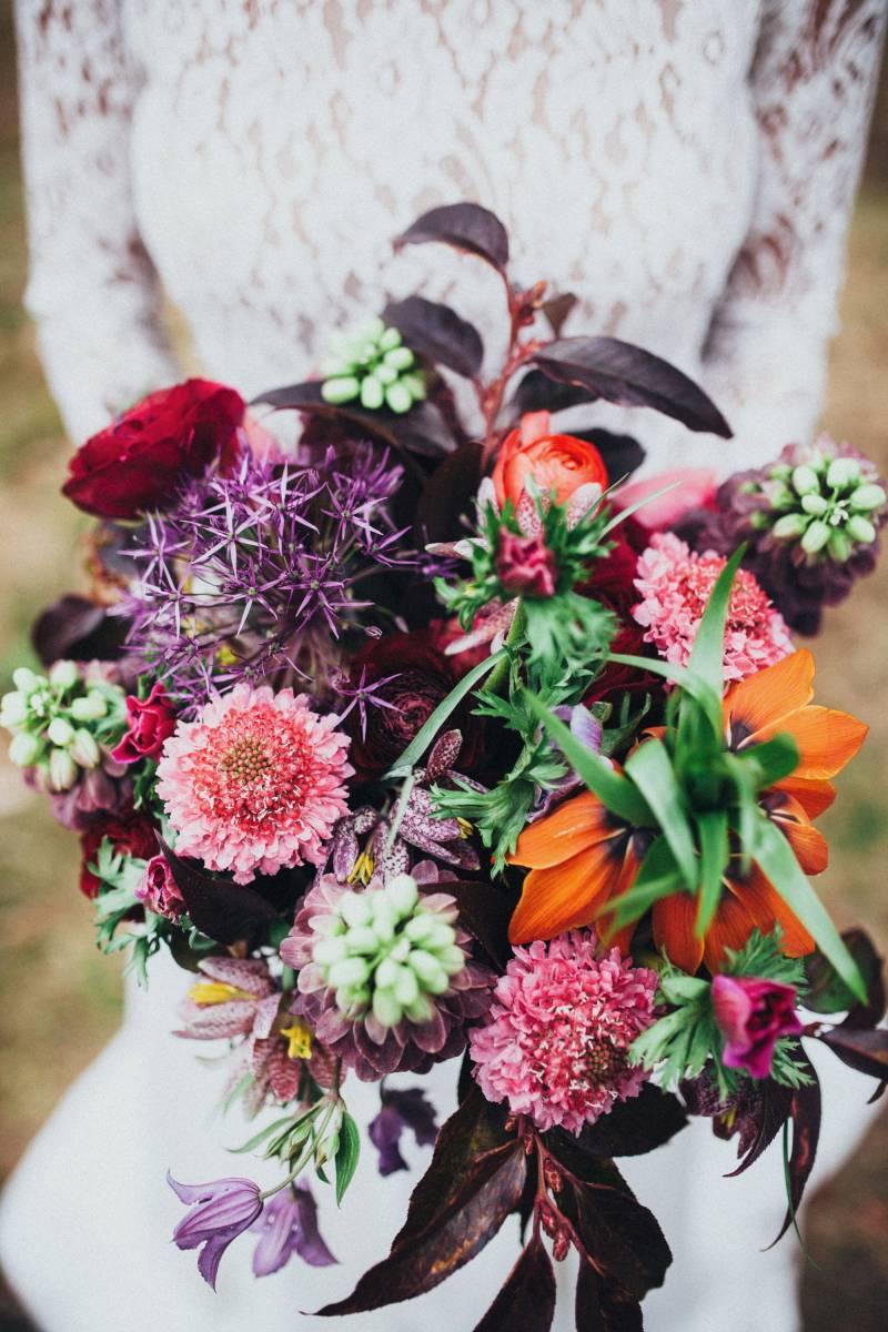 Wild Flower Fairy - Bloemen - Bruidsboeket - House of Weddings - 15