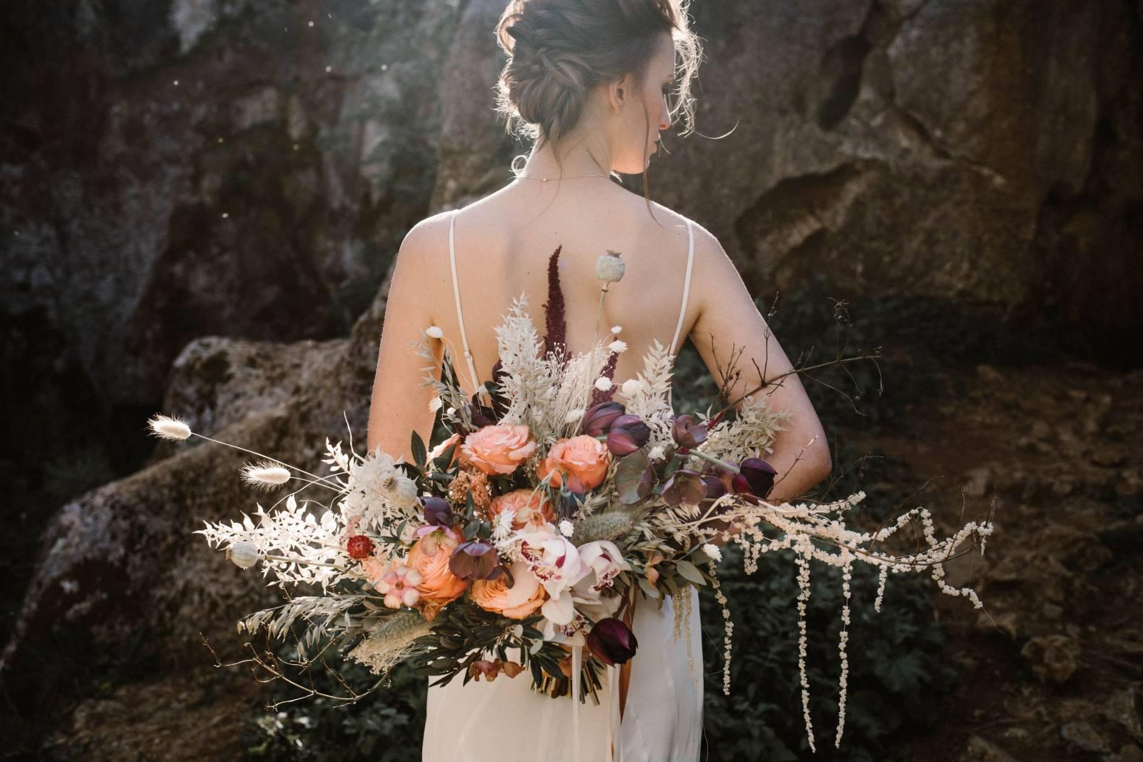 Wild Flower Fairy - Bloemen - Bruidsboeket - House of Weddings - 2