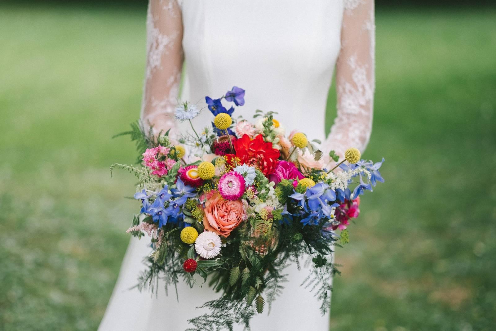 Wild Flower Fairy - Bloemen - Bruidsboeket - House of Weddings - 24