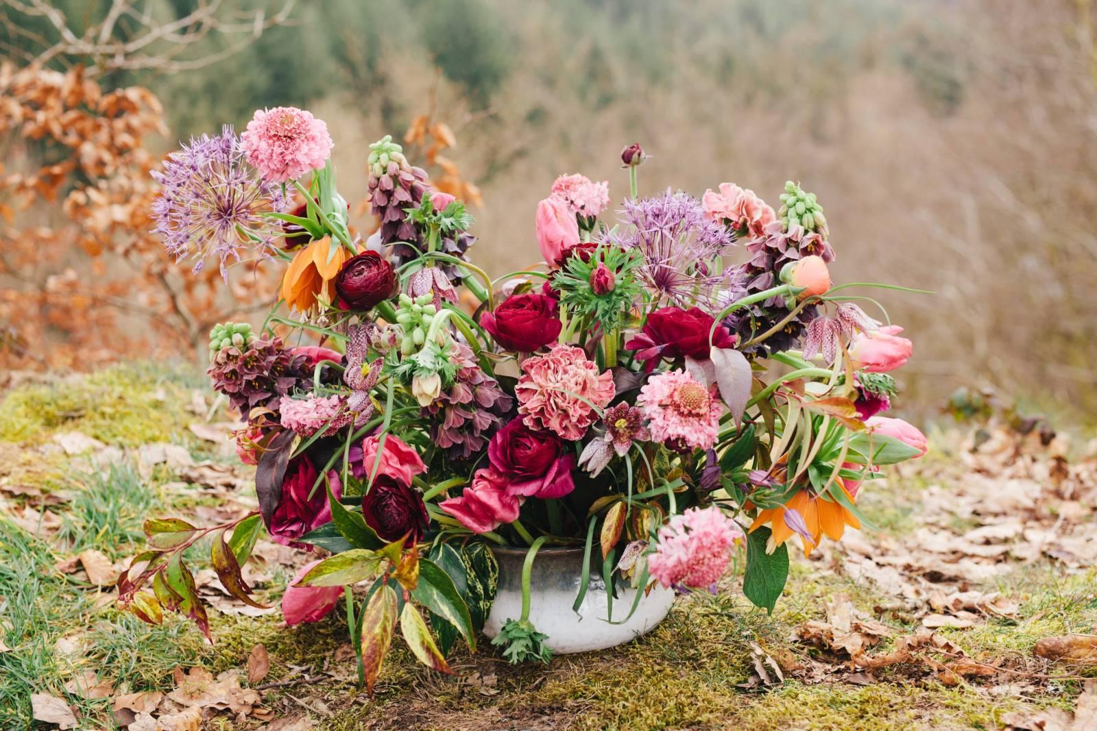 Wild Flower Fairy - Bloemen - Bruidsboeket - House of Weddings - 26