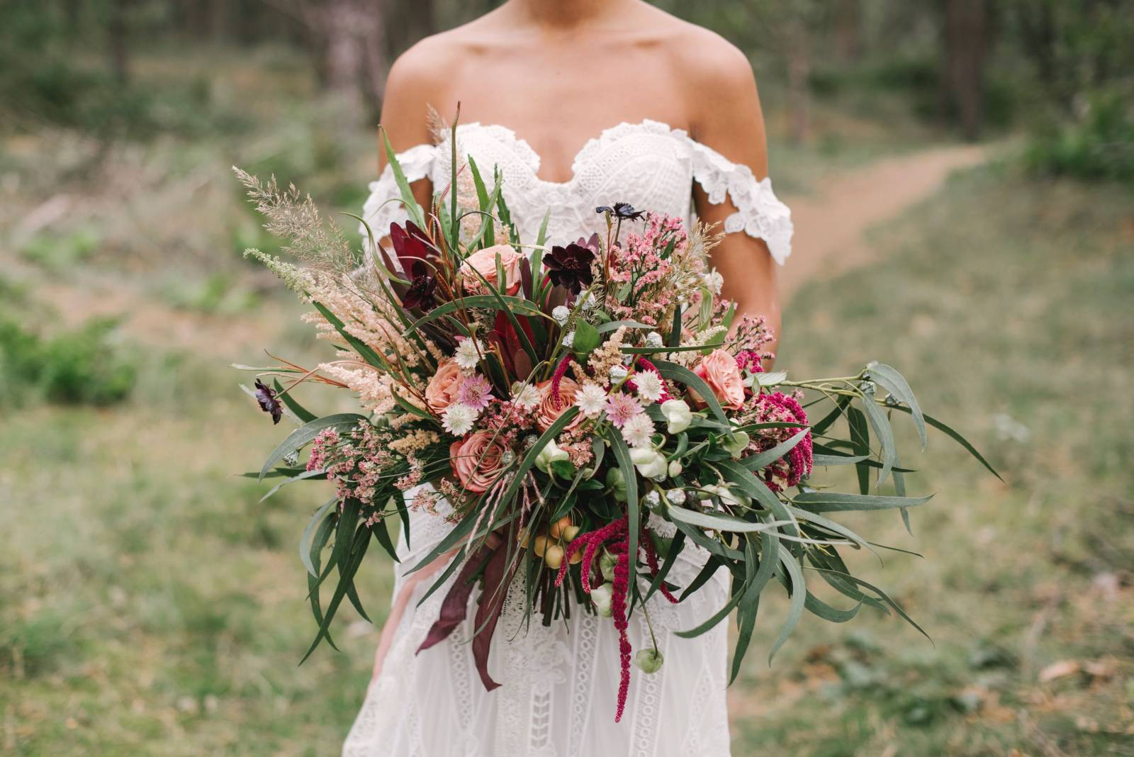 Wild Flower Fairy - Bloemen - Bruidsboeket - House of Weddings - 28