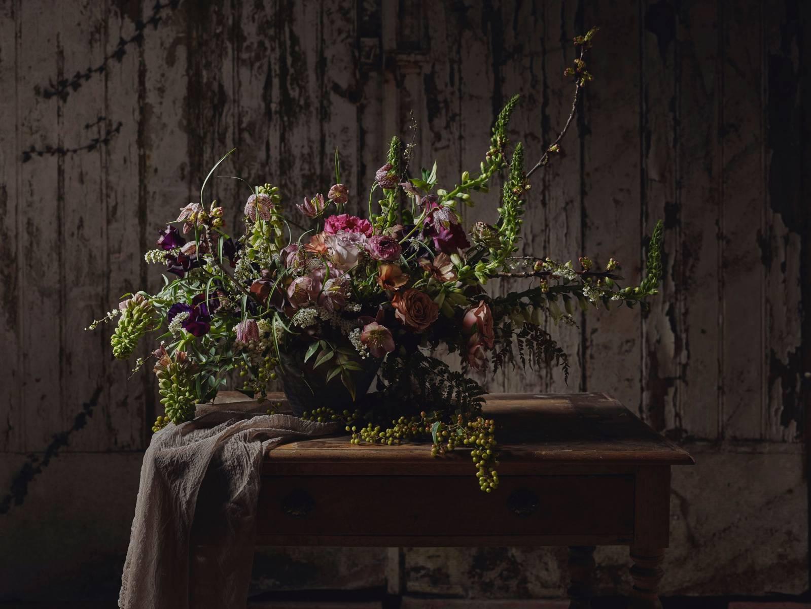 Wild Flower Fairy - Bloemen - Bruidsboeket - House of Weddings - 30