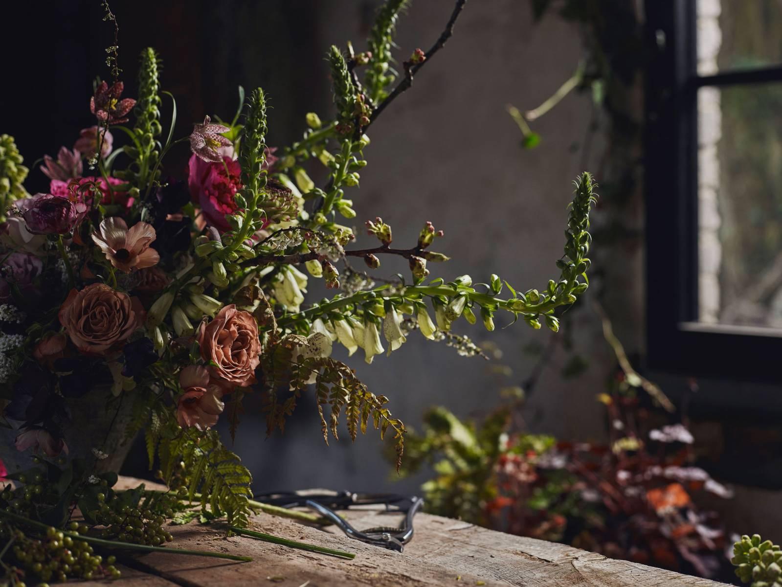 Wild Flower Fairy - Bloemen - Bruidsboeket - House of Weddings - 33