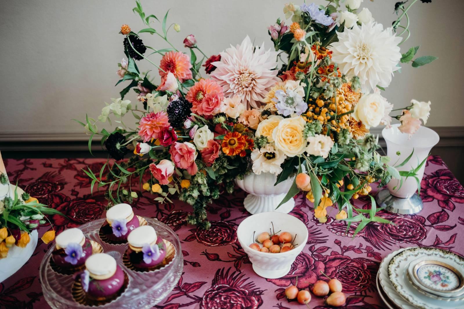 Wild Flower Fairy - Bloemen - Bruidsboeket - House of Weddings - 5