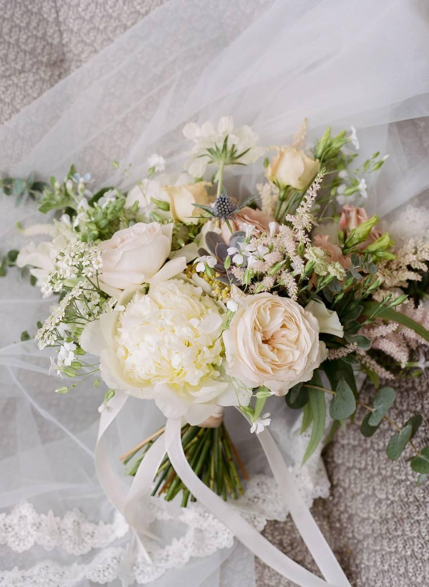 Wild Flower Fairy - Bloemen - Bruidsboeket - House of Weddings - 6