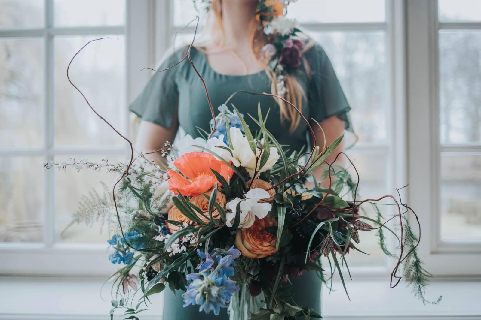 Wild Flower Fairy - Bloemen - Bruidsboeket - House of Weddings - 8