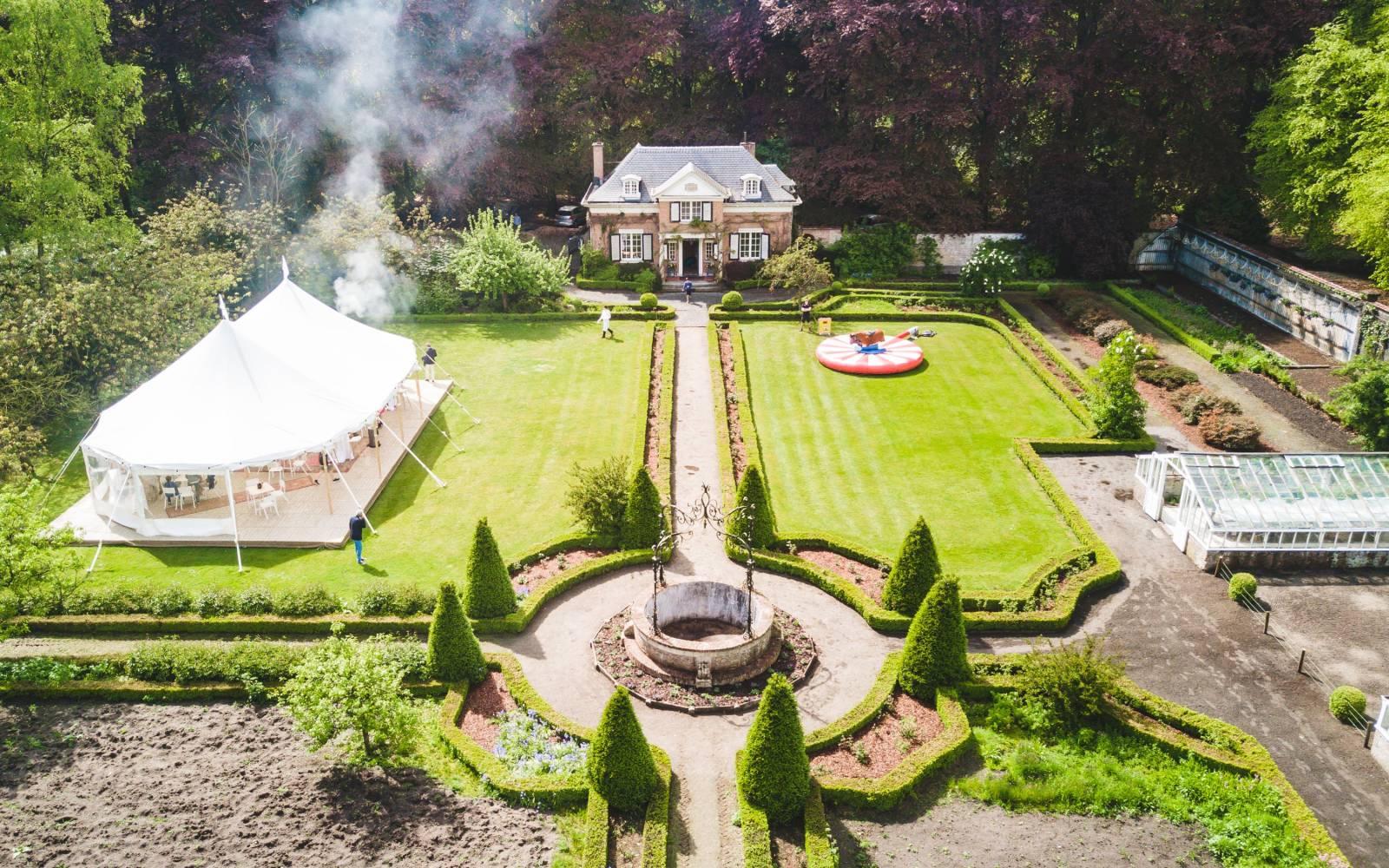 Wolvenbos - House of Weddings  - 9