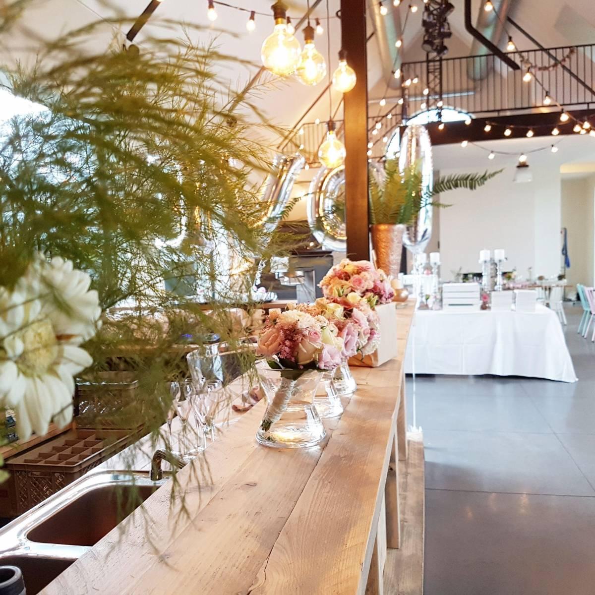 Zaal Lumière - Feestzaal - House of Weddings - 32
