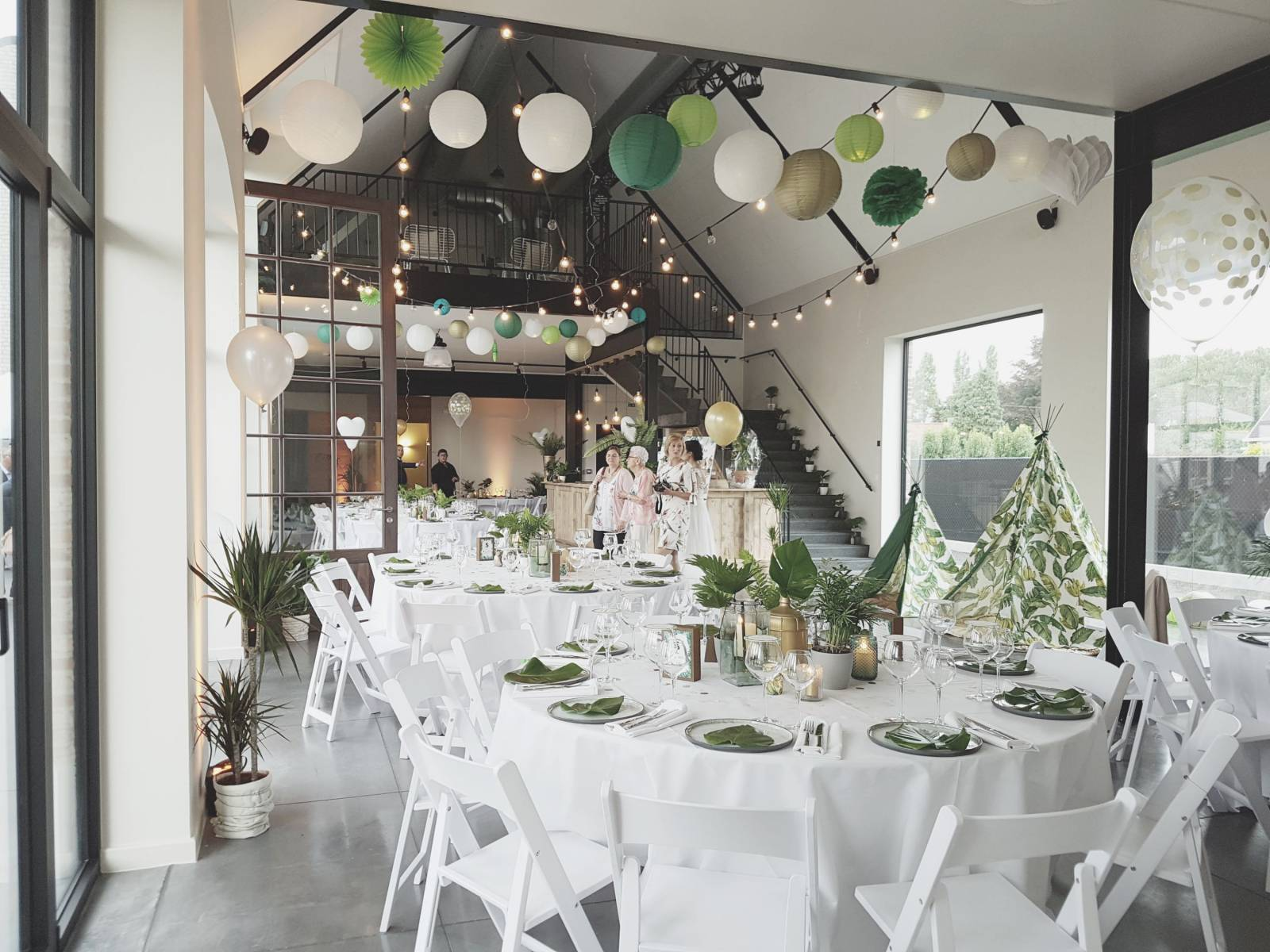 Zaal Lumière - Feestzaal - House of Weddings - 4