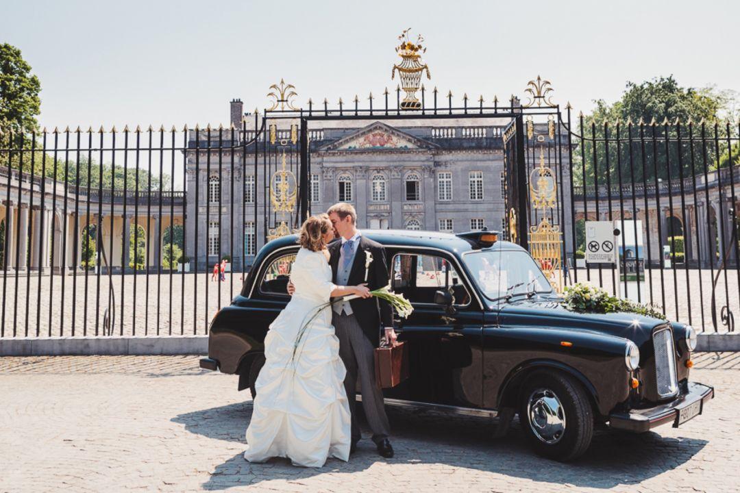 Originele ceremoniewagens - header - londen cab