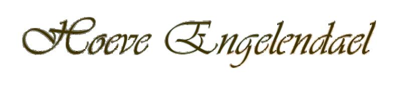 Logo - Hoeve Engelendael - House of Weddings Quality Label