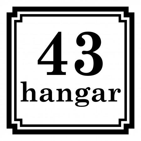Logo - Hangar 43 - House of Weddings Quality Label