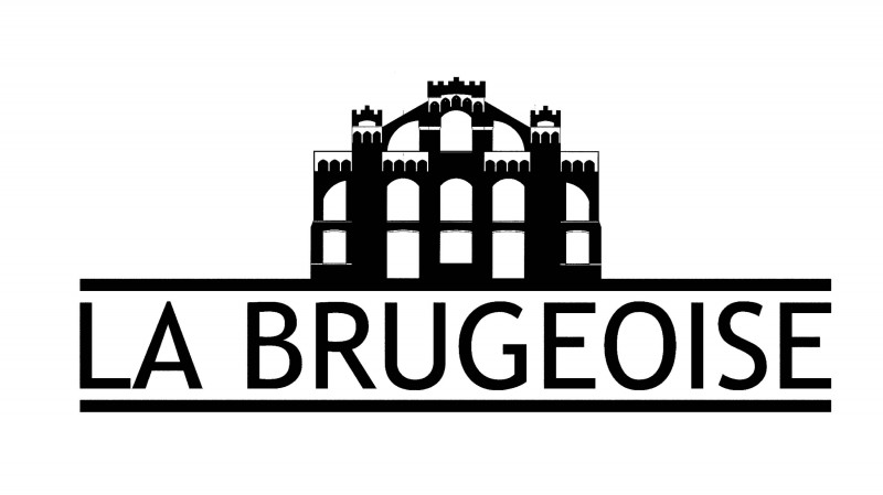 Logo - La Brugeoise - House of Weddings Quality Label