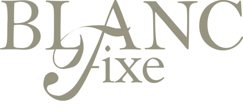 Logo - Blanc Fixe - House of Weddings Quality Label