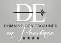 Logo - Domaine des Escaunes - House of Weddings Quality Label